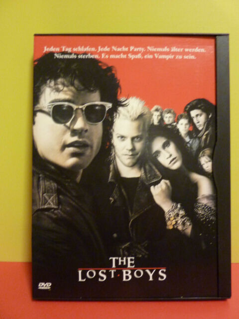 The Lost Boys - DVD - Snap case