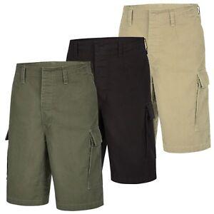 Urbandreamz-BW-Moleskin-Bermuda-Shorts-Feldhose-Bundeswehr-BDU-kurze-Hose
