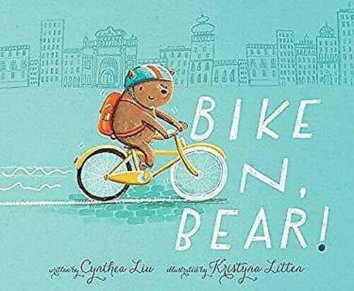 Fahrrad auf, Bär! von Liu, Cynthea