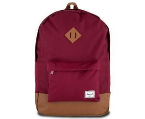 27ac935aed9 Image is loading Herschel-Supply-Co-21-5L-Heritage-Backpack-Windsor-