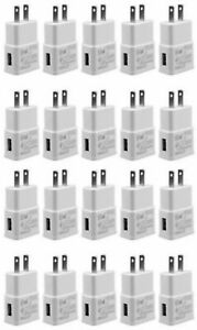 20X-2A-USB-Home-Wall-AC-Adapter-Charger-US-Plug-For-Samsung-S6-S7-S8-Note-LG-HTC