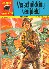 COMMANDO CLASSICS 11 - VERSCHRIKKING VERIJDELD (1974)