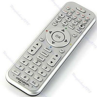 14in1 Universal Smart Remote Control With Learn Function For TV DVB CBL DVD SAT