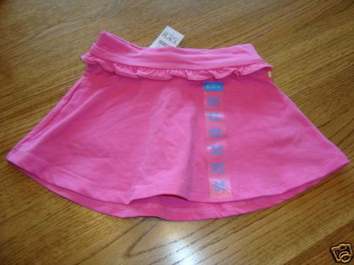 The Children/'s Place girls pink skort 6-9 months  NWT^^