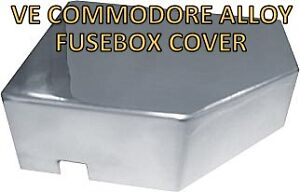 HOLDEN-VE-COMMODORE-ALLOY-FUSE-BOX-COVER-SS-SV6