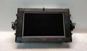MERCEDES-SLK-ECRAN-LCD-A1729008500-SAT-NAV-GPS-NTG4-5-COMMANDE-W166-W204