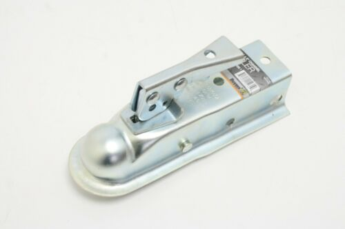 """Buyers Products 0091050 Straight Tongue Coupler 1-7//8/"""" Ball x 2/"""" Coupling Hitch"""
