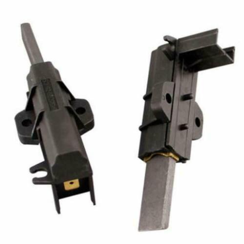 Morsetto di connessione 6.4mm WHIRLPOOL Lavatrice Motore Spazzole in Carbonio Coppia