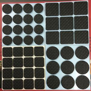 Image Is Loading 50 Self Adhesive Floor Protectors Furniture Rubber Pads