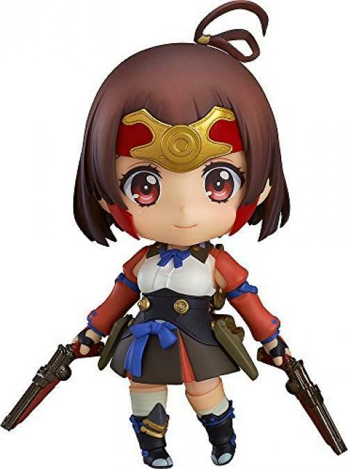 NEW Nendgoldid Nendgoldid Nendgoldid Kinoetetsujo Kabaneri Anonymous Non-Scale Action Figure F S 1b7584