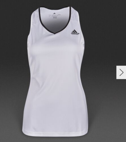 Adidas Womens Climalite Tennis Training Top exercise ladies large medium RRP 35