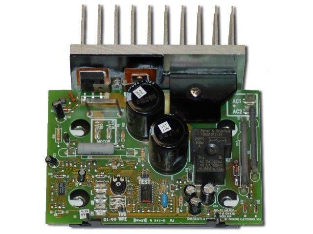 Imagen 10.6Q Tablero de Control de Motor de Cinta caminadora imtl número de modelo 14072 número de parte 152