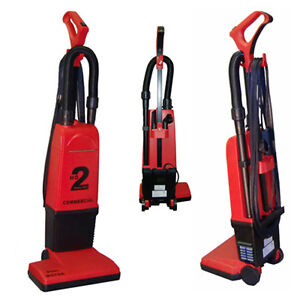 Image Is Loading HD2 Heavy Duty Upright Commercial Vacuum Cleaner