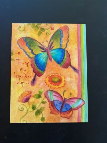 """Funny Birthday Card ~ Notions ~ Smaller Card 5/"""" x 4/"""""""