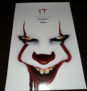 Stephen King/'s 2-Face-film cinema poster size 61x91,5 it