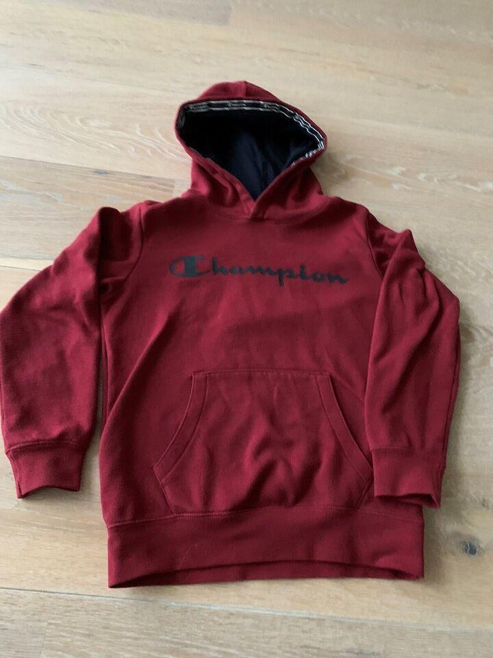 Hættetrøje, Sweatshirt, Champion
