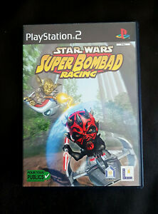 Star Wars Super Bombad Racing PS2  Jeu vidéo PlayStation 2 PAL FR complet