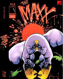 The-Maxx-The-Complete-Series-Widescreen-16-x-9-Blu-ray-Sam-Keith