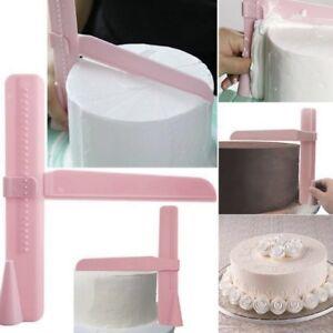 Cake-Smoother-Tools-Adjustable-Cutter-Decorating-Fondant-Sugarcraft-Icing-Mold