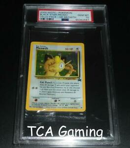 PSA-10-GEM-MINT-Meowth-10-SEALED-Black-Star-Promo-HOLO-GB-Pokemon-Card