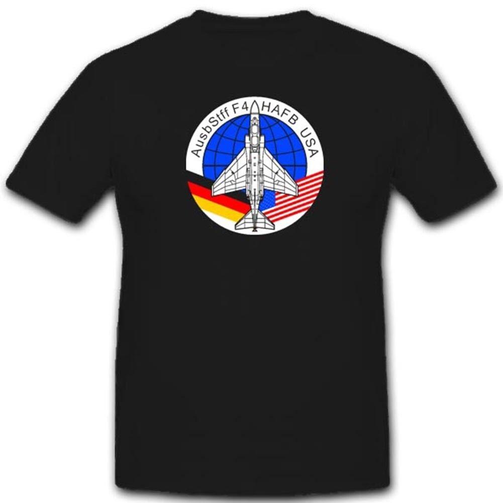 AusbStaff F4 Flottille Marineflieger Geschwader Bundeswehr - T Shirt  3380 | Elegante Form  | Deutschland München  | Qualifizierte Herstellung