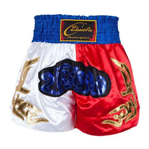 MMA Boxing Shorts Muay Thai Fight Cage Grappling Short Martial Arts Trunks Gear