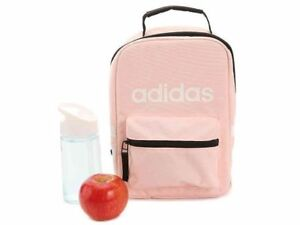 adidas Santiago Tote Lunch Bag Ice Pink Mini Backpack Insulated Superstar  NMD 89d4d9c267101