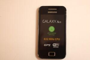 Samsung-Galaxy-Ace-S5839i-schwarz-SWAP-Gerat-NEU-Sonstige
