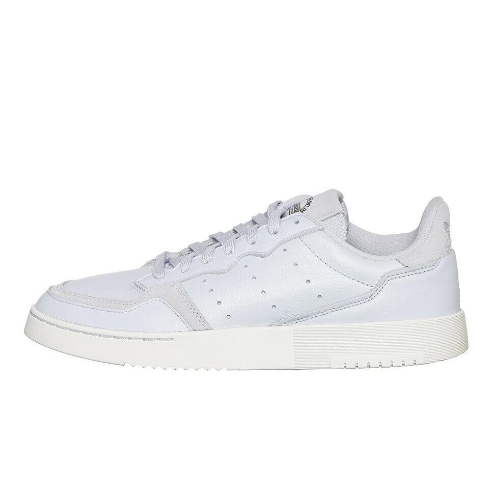 Appris Adidas-supercourt Aero Blue/aero Blue/crystal White Sneaker Ee6029 Top PastèQues