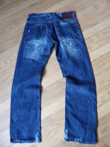 Great star G Condition 32 Distressed Jeans Size 32 Style Mens gAqZxFw