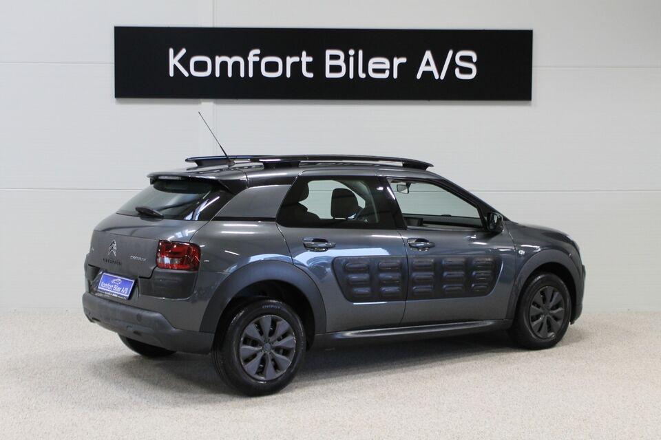 Citroën C4 Cactus 1,6 BlueHDi 100 Feel Diesel modelår 2015
