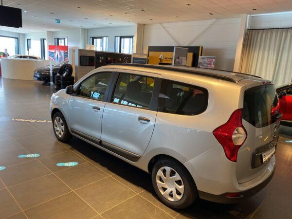 Dacia Lodgy 1,3 TCe 100 Streetway 7prs - billede 2