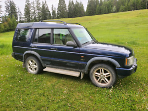2003 Land Rover Discovery Series 2