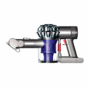 Dyson V6 Handheld Vacuum | Iron/Blue | Refurbished
