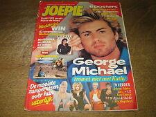 JOEPIE 723 (24/1/88) SABRINA GEORGE MICHAEL JACKSON KIM