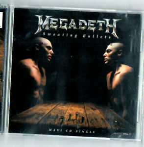 MEGADETH-SWEATING-BULLETS-CD-MAXI-SINGLE