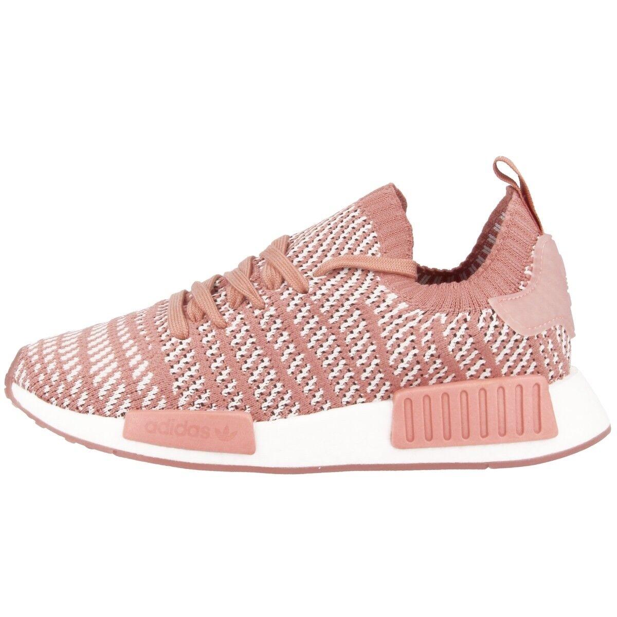 Adidas NMD _ R1 stlt PK Primeknit Zapatos Mujer Zapatillas Ash FUCSIA cq2028