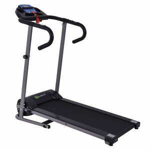 3b566282d31 1100W Folding Treadmill Electric Support Motorized Power Running Fitness  Machine for sale online
