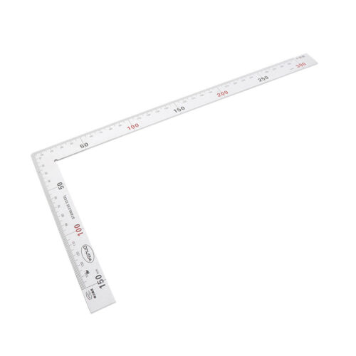 Engineers Try Square Right Angle Ruler 90 Degree Measurement Instrument