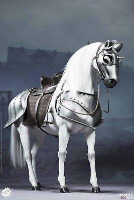 POPTOYS 1//6 POP-EX19-C Ironclad War Horse PVC Figure Model Collection