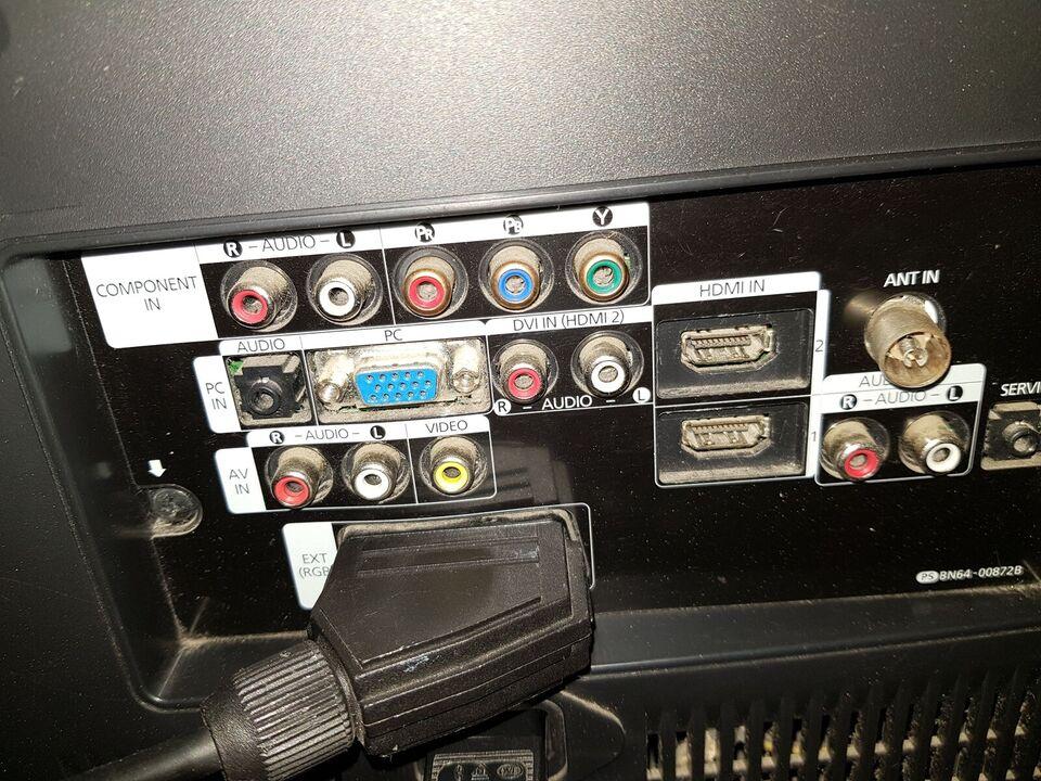 LCD, Samsung, LE32A330J1XBT