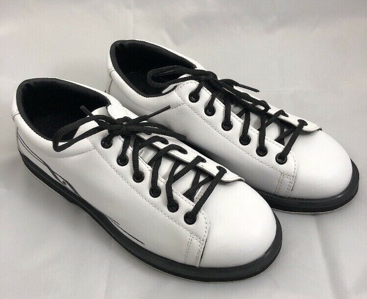9c8e031c5c8 Pyramid Mens Ram Bowling 9 Euro 41.5 shoes White nvghrb1219-Men ...