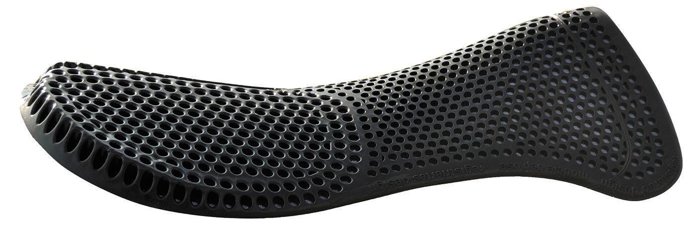 Acavallo gel pad especial atrás sattelpad reitpad