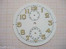 Cadran pendule pendulette ZENITH Clock montre réveil 69 mm Zifferblatt dial N7