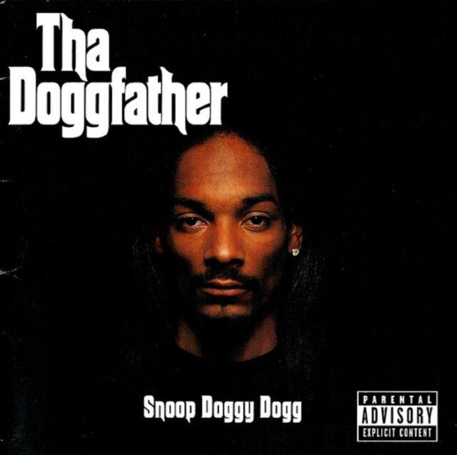 Snoop Dogg-Tha Doggfather CD