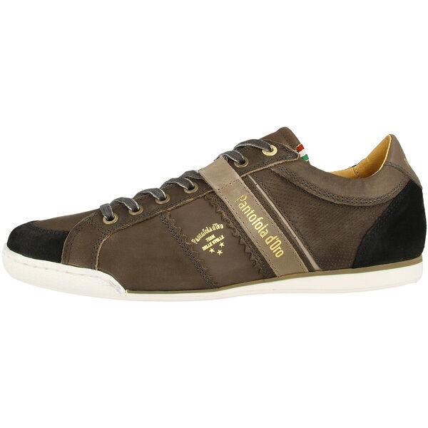 Pantofola d Oro Savio Vecchio Uomo Low Men Schuhe 10163059.25Y Pesaro Vintage