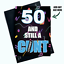 Personalised Birthday Card Still A C*nt Funny Rude Joke Cards Friend Mate PC1053