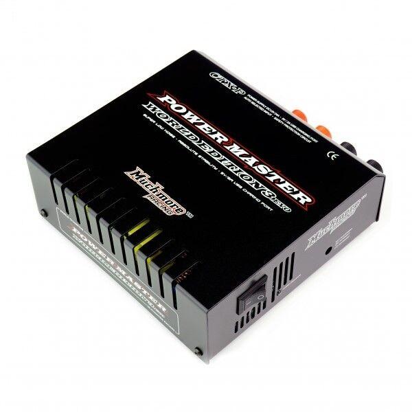 Mucho más CTX-P 24A con Master III Power USB Negro-MM-CTXP3UK