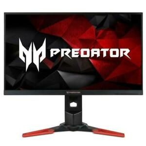 "Acer Predator XB271HU bmiprz 27"" WQHD NVIDIA G-SYNC IPS Monitor Brand New"