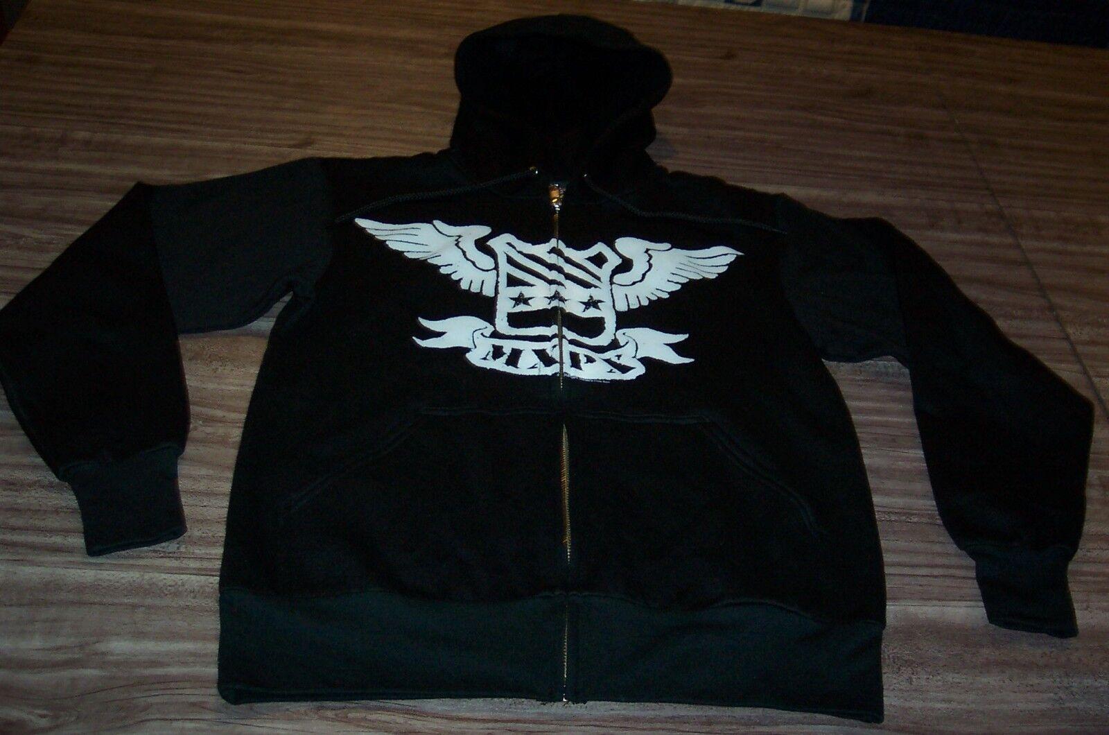 MXPX HOODIE HOODED Sweatshirt PUNK BAND SMALL NEW